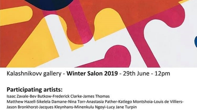 Winter Salon 2019 – Kalashnikovv Gallery