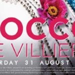 Rocco de Villiers Dinner & Concert at the Rand Club