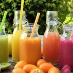 Pick Your Yummy Fresh Drink - Smoothie Or Juice