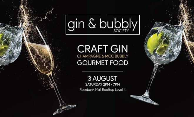 Gin & Bubbly Society Rosebank