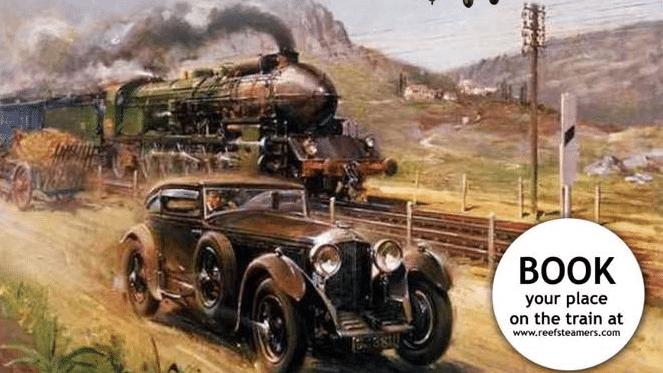 Heidelberg Great Train - Plane - Car Event