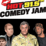 Hot 91.9 FM Comedy Jam