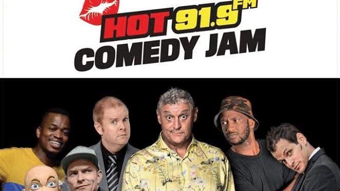 Hot 91.9 FM Comedy Jam
