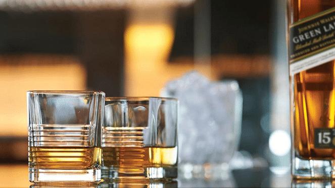 Johnnie Walker Whisky Pairing Evening