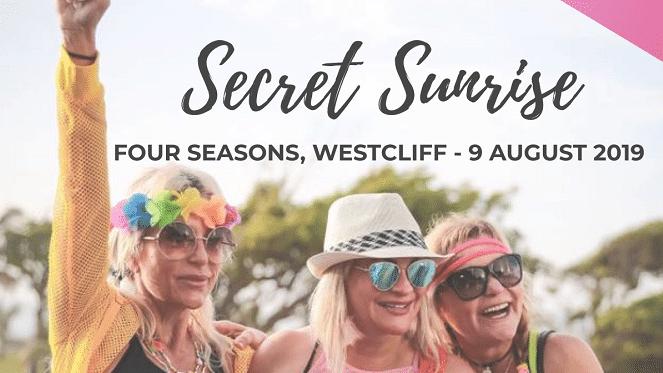 Secret Sunrise Women's Day