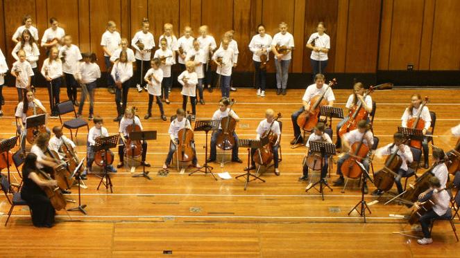Suzuki National Concert