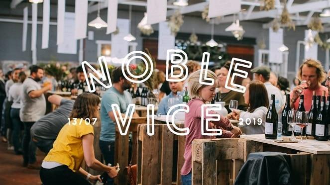 Noble Vice Wine
