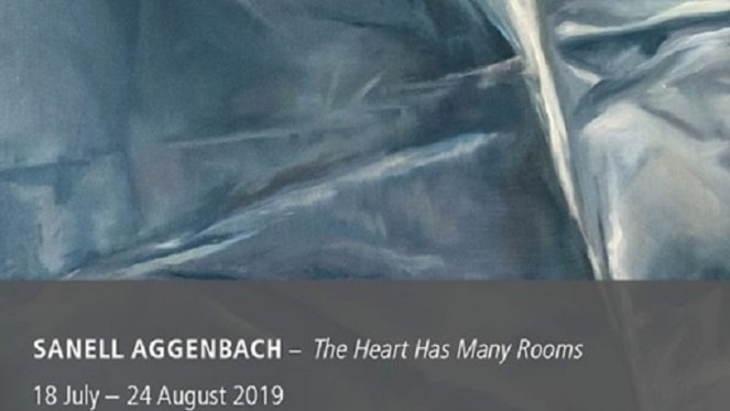 Sanell Aggenbach | The Heart Has Many Rooms