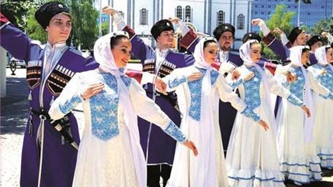 Joburg Theatre presents The Cossack Dance Ensemble Stanitsa