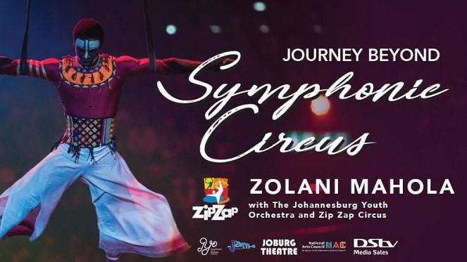 Journey Beyond – A Symphonic Circus at Joburg Theatre