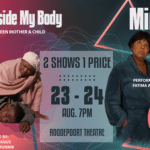 Womb Outside My Body and Mina - Double Bill