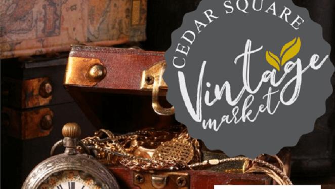 Cedar Square Vintage Market