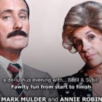 Fawlty Flowers - Auto & General Theatre on the Square