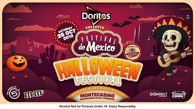 festival de mexico halloween fiesta