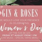 It's a Gin & Roses Affair This Women's Day