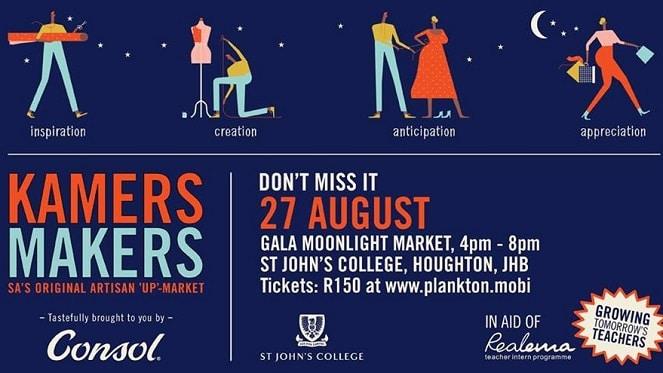 Kamers/Makers Moonlight Market