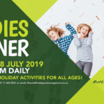 Holiday Fun at Northmead Square's Kiddies Corner