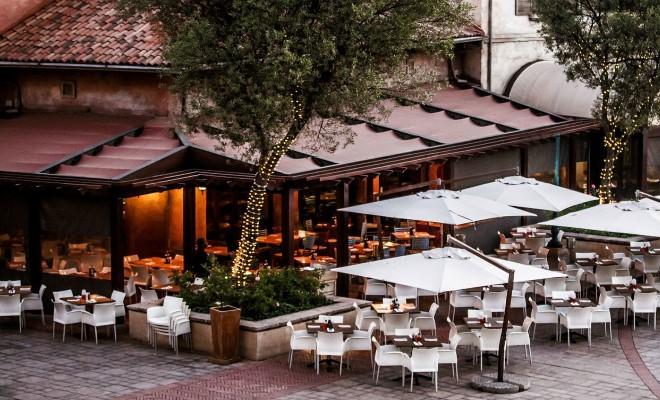 restaurants of montecasino
