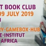 Silent Book Club at the Goethe Institut Johannesburg