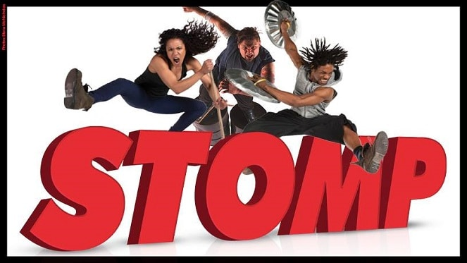 "International Smash Hit ""STOMP"" Heads To South Africa This August"