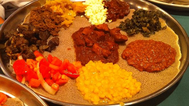 Ethiopian Restaurants Johannesburg