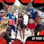 That Fun Fit Fest Presents Be Your Own Superhero!