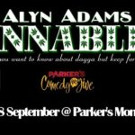 Alyn Adams in Cannabliss