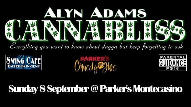 Alyn Adams in Cannabliss