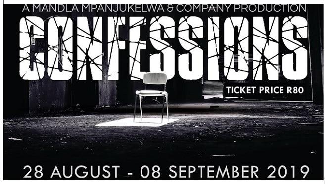 It's Confession Time at Joburg Theatre