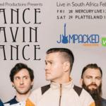 Dance Gavin Dance Live In Pretoria