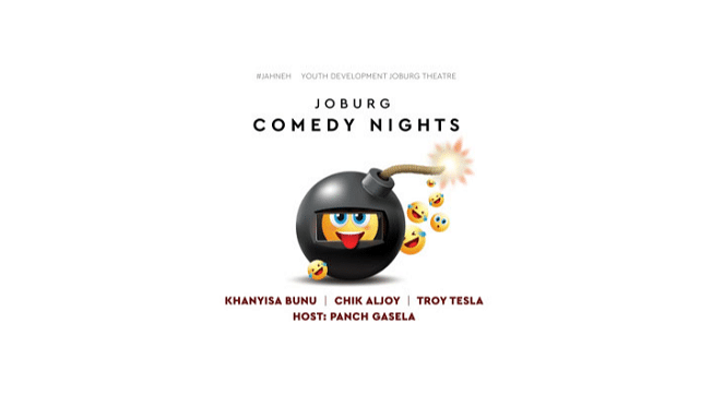 Joburg Comedy Night Joburg Theatre