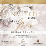 Miss To Mrs Bridal Brunch