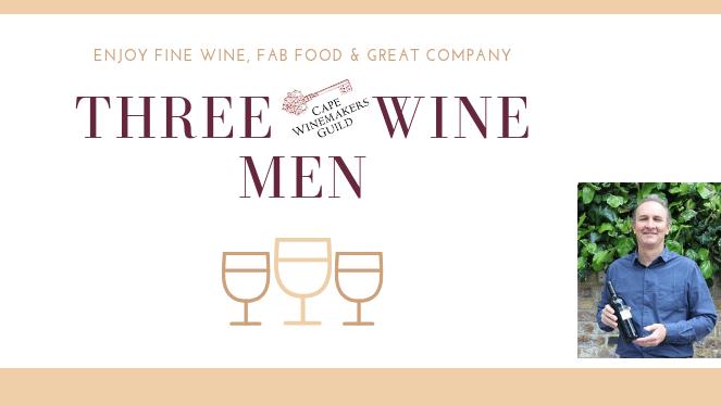 Three CWG Wine Men