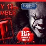 Friday the 13th at Madison Avenue Rivonia