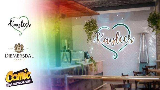 Kaylee's Plant-Based Fine Dining Rainbow Experience