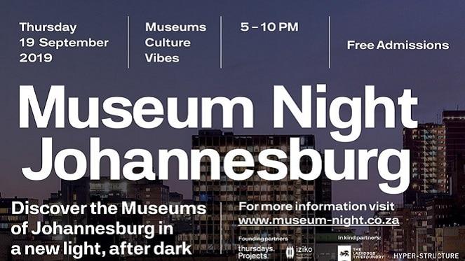Museum Night Johannesburg