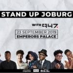 Stand Up Joburg With 947