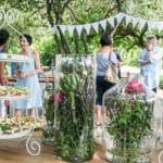 High Tea at the Herb Farm