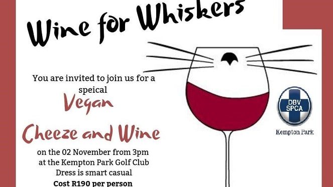 Wine For Whiskers