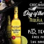 Day of the Dead Tequila Party at Chicago's Piano Bar