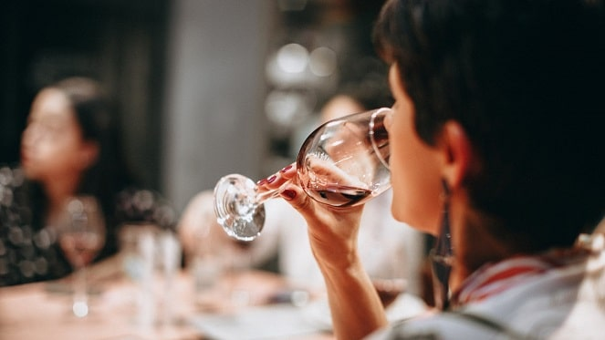 Festive Season Wine Evening