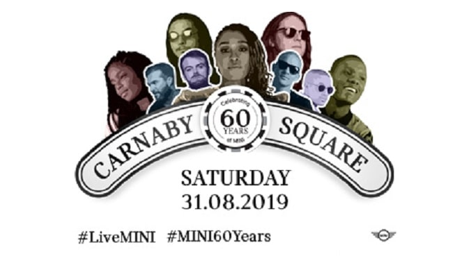 MINI Celebrates 60 Years Of Iconic Creativity
