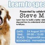 Learn To Speak Dog with Steve Mann!