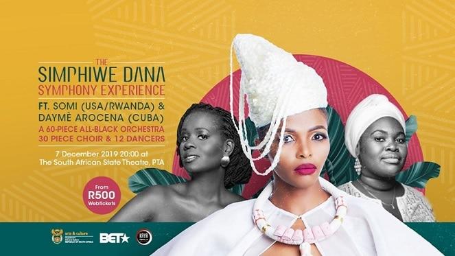 The Simphiwe Dana Symphony Experience 2019
