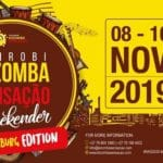 Nairobi Kizomba Sensação Weekender - Johannesburg Edi...