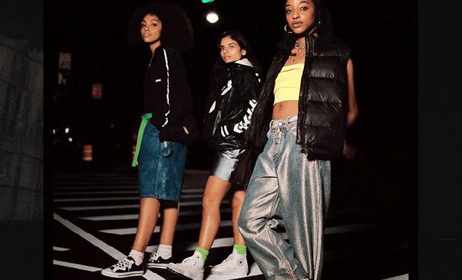 Influential fashion brands