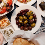 Mouthwatering Meals With Greek Gods, Parea