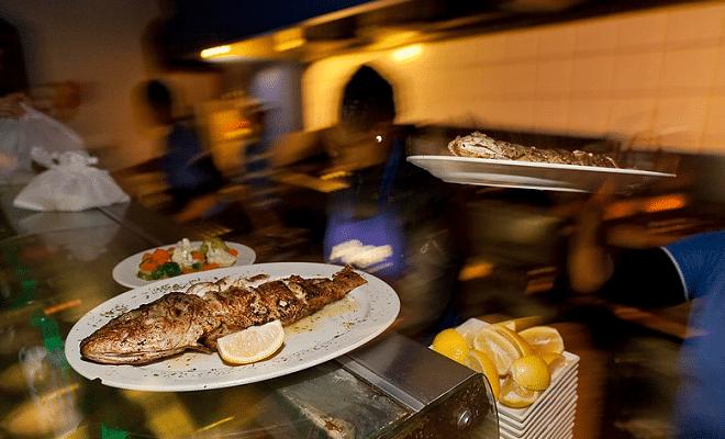 Corlett Drive Restaurants