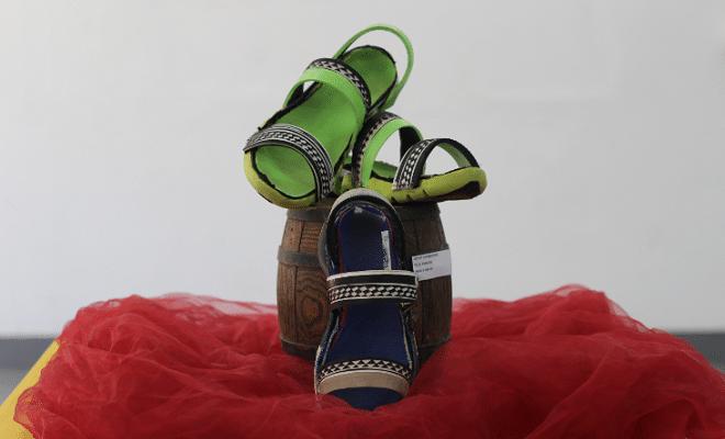 S4CKick Exhibition - Sneakers 4 Change