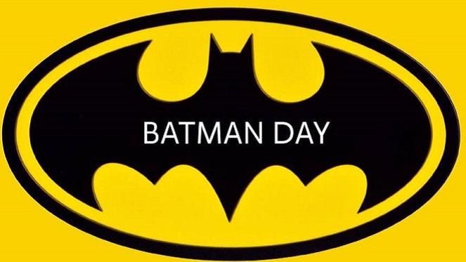 Cosmic Comics Batman Day